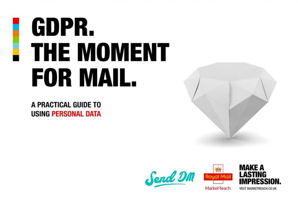 GDPR the moment for mail